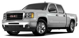 GMC Sierra 1500 Crew Cab Short Box SLE