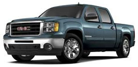 GMC Sierra 1500 Crew Cab Short Box SLT