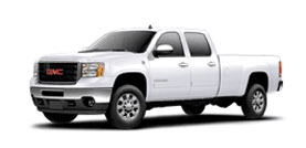 GMC Sierra 2500 HD Crew Cab Long Box SLT