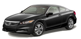 Honda Accord Coupe 2.4L Automatic with Leather EX-L