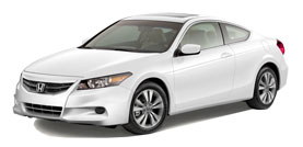 Honda Accord Coupe 3.5L Automatic with Leather and Navigation EX-L