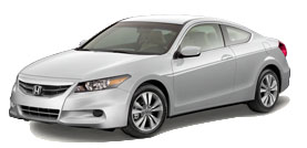 Honda Accord Coupe 2.4L Automatic LX-S