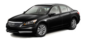 Honda Accord Sedan 2.4L Automatic with Leather EX-L