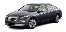 2011 Honda Accord Sedan 3.5L Automatic with Leather and Navigation EX-L