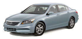 Honda Accord Sedan 2.4L Automatic LX-P