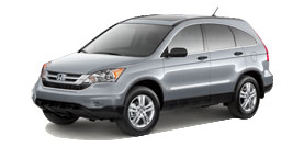 Honda CR-V With Leather EX-L