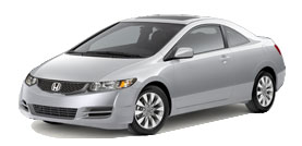 2011 Honda Civic EX Coupe 2D