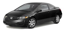 2011 Honda Civic LX 2D Coupe