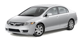 2011 Honda Civic Sdn LX