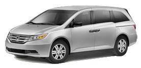 Honda Odyssey EX-L 4D Passenger Van
