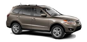 2011 Hyundai Santa Fe Limited 4D Sport Utility