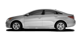 Hyundai Sonata 2.4L 4-Cyl Automatic GLS