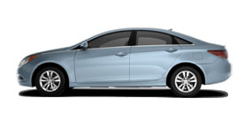 Hyundai Sonata Hybrid 2.4L 4-Cyl Automatic GLS