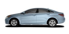Hyundai Sonata Hybrid 2.4L 4-Cyl Automatic GLS
