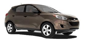 2011 Hyundai Tucson 4D Sport Utility