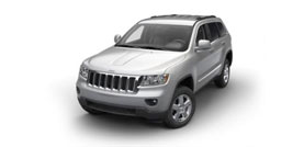 2011 Jeep Grand Cherokee Laredo 4D Sport Utility