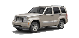 2011 Jeep Liberty RWD 4dr Limited
