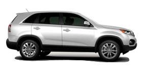 2011 Kia Sorento 2WD 4dr I4
