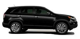 2011 Kia Sorento 2WD 4dr V6 EX