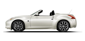 Nissan 370Z Roadster 3.7L Automatic Touring