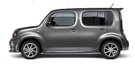 Nissan Cube Not available in Hawaii 1.8 S Krom Edition