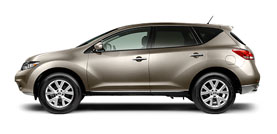 2011 Nissan Murano 4D Sport Utility
