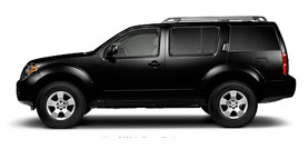 2011 Nissan Pathfinder 2WD 4dr V6 SV