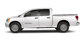 2011 Nissan Titan S 4D Crew Cab