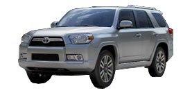 Toyota 4Runner 4.0L Automatic Limited