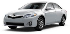 Toyota Camry Hybrid 2.4L CVT