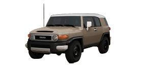 Toyota FJ Cruiser 4x2 V6