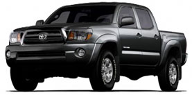 Toyota Tacoma PreRunner Double Cab, V6 Automatic, Long Bed