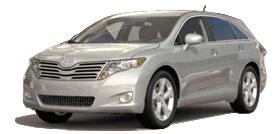 Toyota Venza 6-cylinder
