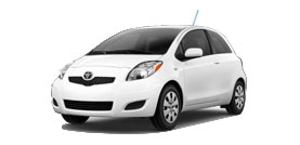 Toyota Yaris Automatic Hatchback
