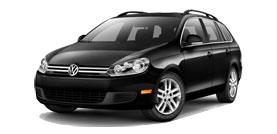 Volkswagen Jetta SportWagen 2.0L TDI