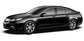Acura TL 4D 3.5 V6 6-Speed with Technology Package