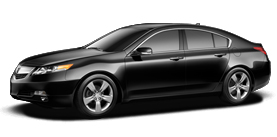 2012 Acura TL SH-AWD Sedan 4D