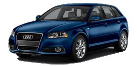 2012 Audi A3 Rebate in Torrance