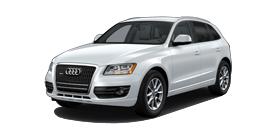 2012 Audi Q5 2.0T Premium 4D Sport Utility