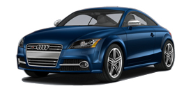 2012 Audi TTS Coupe Rebate in Torrance