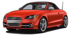 2012 Audi TTS Roadster Rebate in Torrance