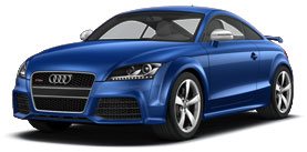 2012 Audi TT RS Coupe Rebate in Torrance