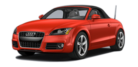 2012 Audi TT Roadster Rebate in Torrance