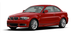 2012 BMW 1 Series 2dr Cpe 128i