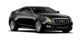 2012 Cadillac CTS Coupe 2dr Cpe Premium AWD
