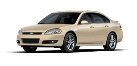 2012 Chevrolet Impala LTZ 4D Sedan