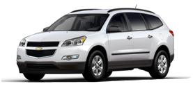 2012 Chevrolet Traverse 2LT 4D Sport Utility