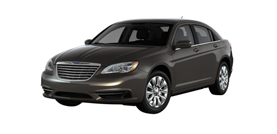 2012 Chrysler 200 TOUR