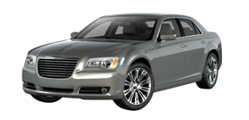 2012 Chrysler 300C 4D Sedan