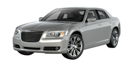 2012 Chrysler 300 Limited Sedan 4D